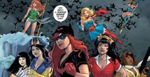 Cosplays We Like : DC Comics Bombshells