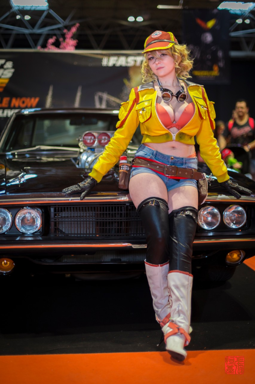 Cindy Aurum / Final Fantasy XV by AceofPrince