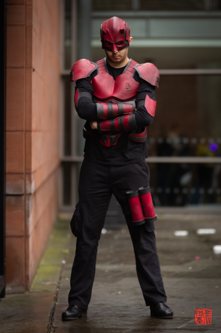 Daredevil by m92cosplay
