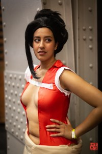 Yaoyorozu Momo /  My Hero Academia by Shiny Rose Cosplay