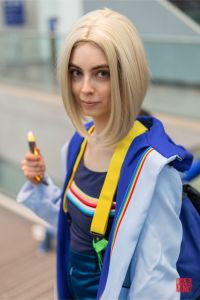 The Doctor (Thirteenth Doctor) by Lady Of Time Cosplay