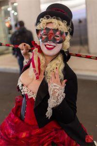 Venetian Harley Quinn by Jules Peiperl
