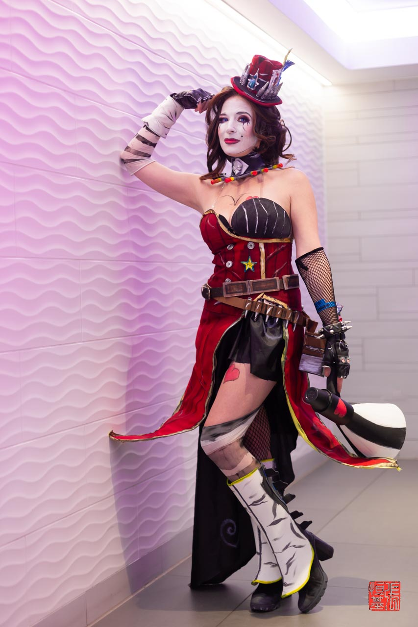 Mad Moxxi / Borderlands by cici_bea