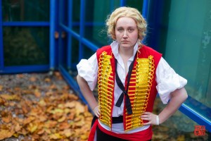 Enjolras / Les Misérables by ashleedoesthings