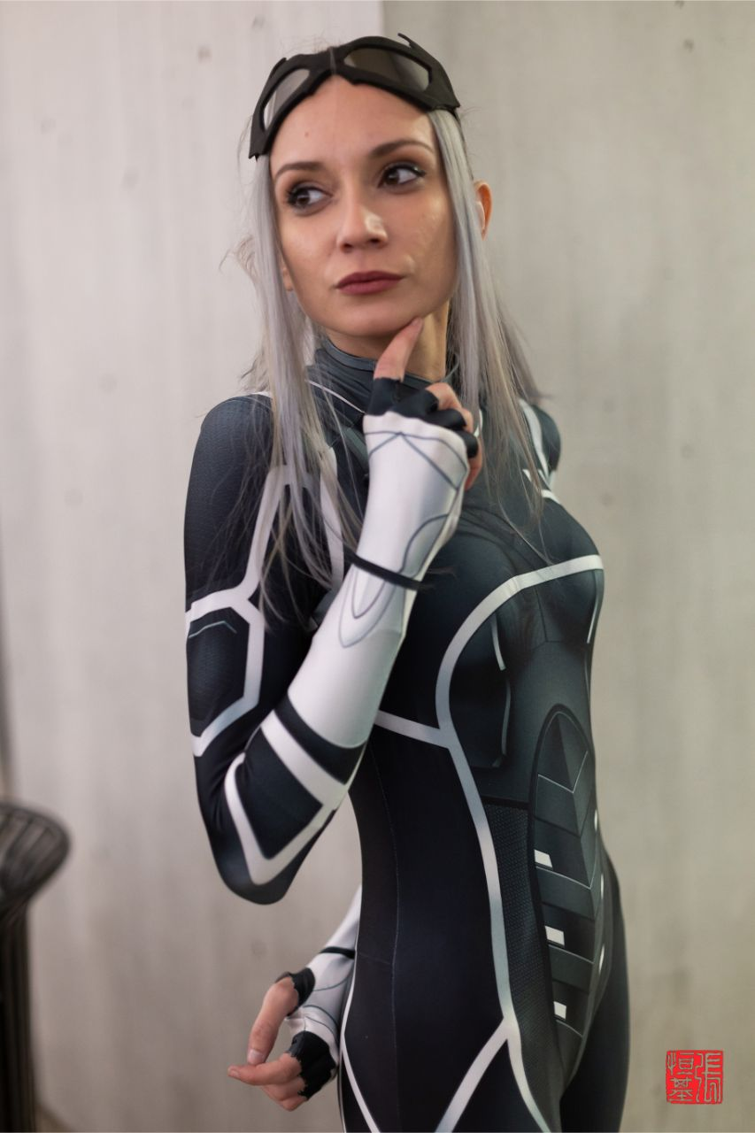 PS4 Black Cat by staceface889