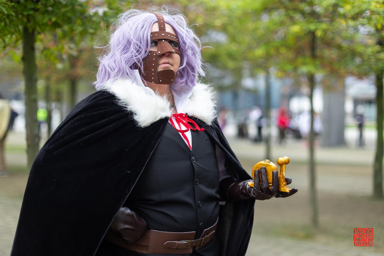 Former chief of CP9 – Spandam / One Piece by Viridian Cosplay
