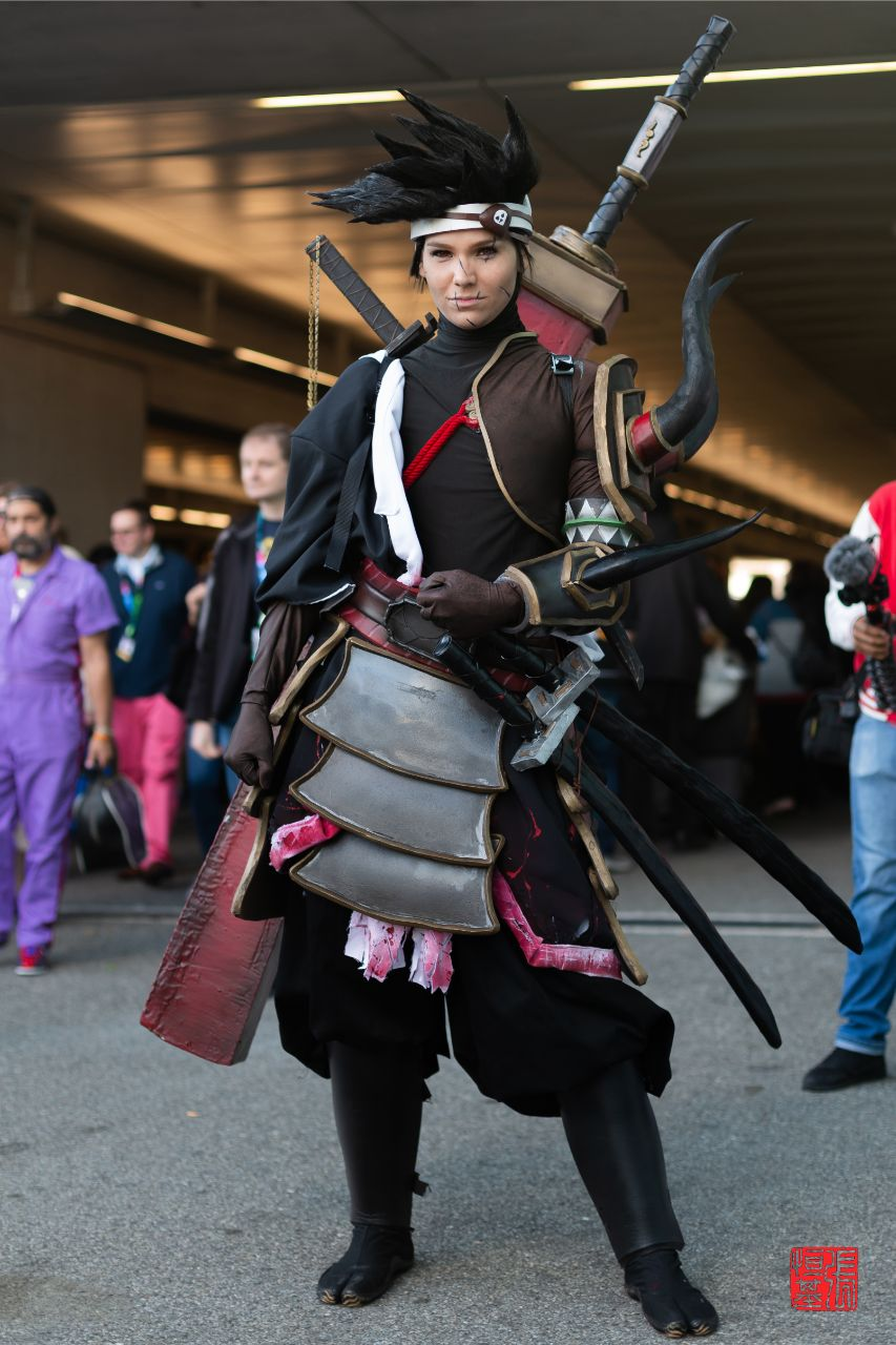 Samurai Genji by Alliz Cosplay