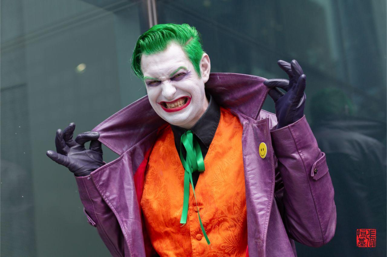 The Killing Joke / Joker by mister_j_ha
