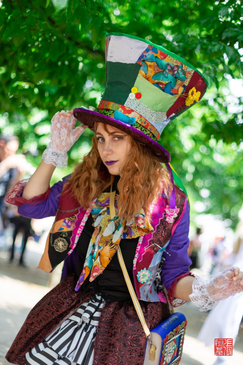 Mad Hatter / Alice in Wonderland by Puddy Geeks Cosplay