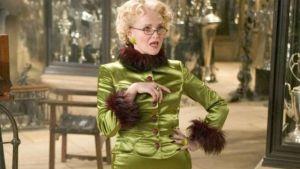Cosplays We Like : Rita Skeeter / Harry Potter