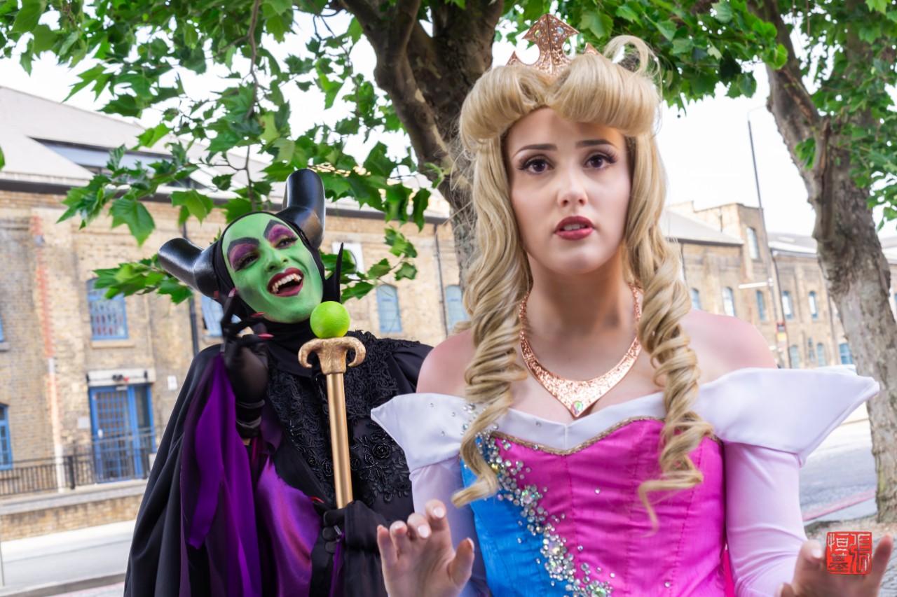 Disney's Maleficent & Aurora by Twisted Beard Cosplay & Megan.Briarrose