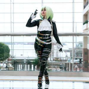 Cosplay Stories : Lio from Promare : sleepiboicos