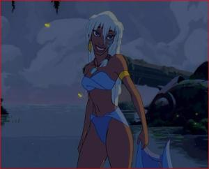 Cosplays We Like : Princess 'Kida' Kidagakash / Atlantis: The Lost Empire