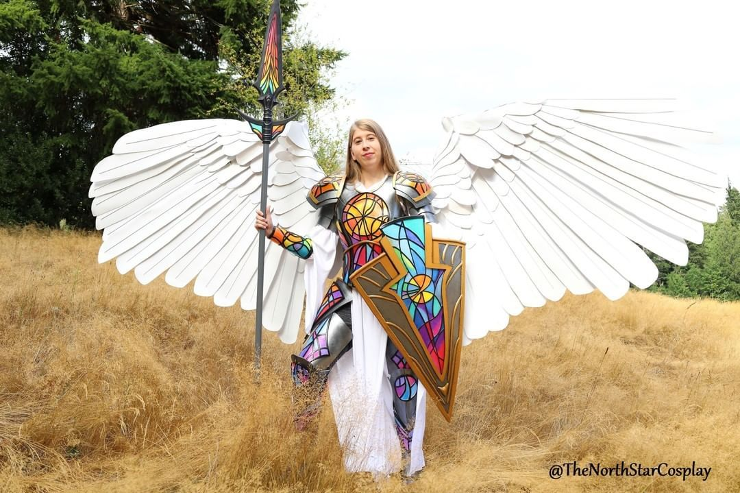 Cosplay Stories : Lyra Dawnbringer / Magic The Gathering by thenorthstarcosplay