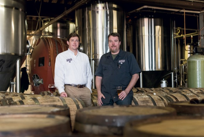 Goodwood Brewing Co. CEO and Brewmaster