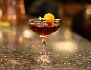 Get Smoked with smoky food and drink at 312 Chicago
