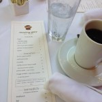 Rosebud Prime's Morning Glory breakfast menu