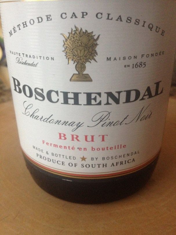 Boschendal from South Africa
