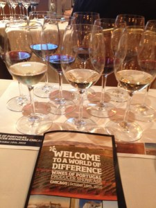 Wines of Portugal 2016 Chicago seminar