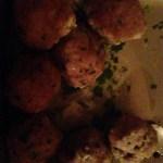 Trattoria Gianni meatballs