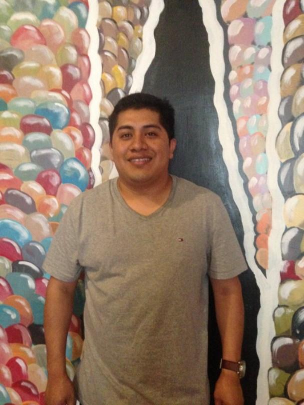 Ambrosio Mancines, Chef/Proprietor