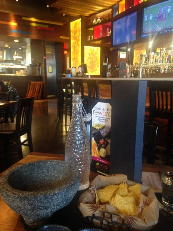 Mago Grill & Cantina ambience