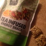 TeaSquares - energy in a tasty snack