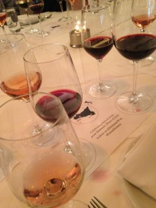 Lucio showcases Stemmari wines in Chicago