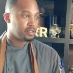 RIver Roast Executive Chef Cedric Harden