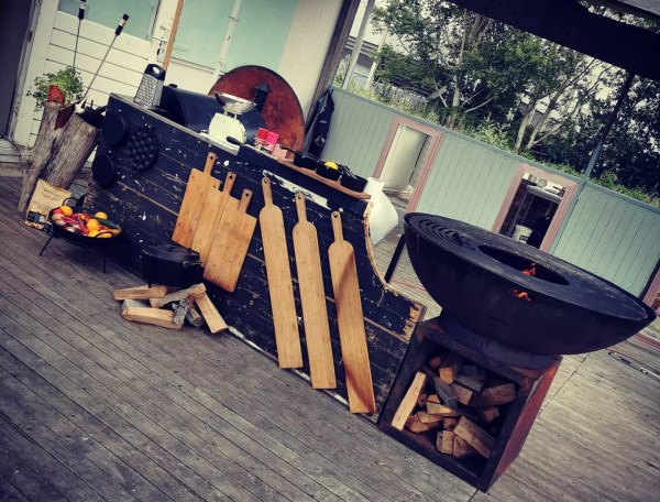 Barbecue setup Food and Events