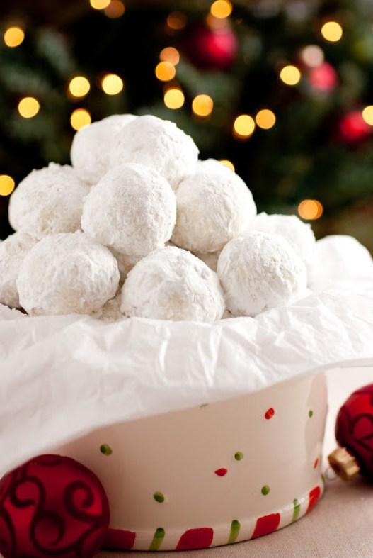 snowball+cookies