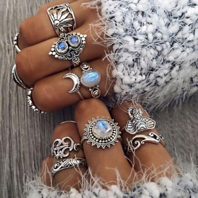 Bohemian Sexy Trendy Jewelry