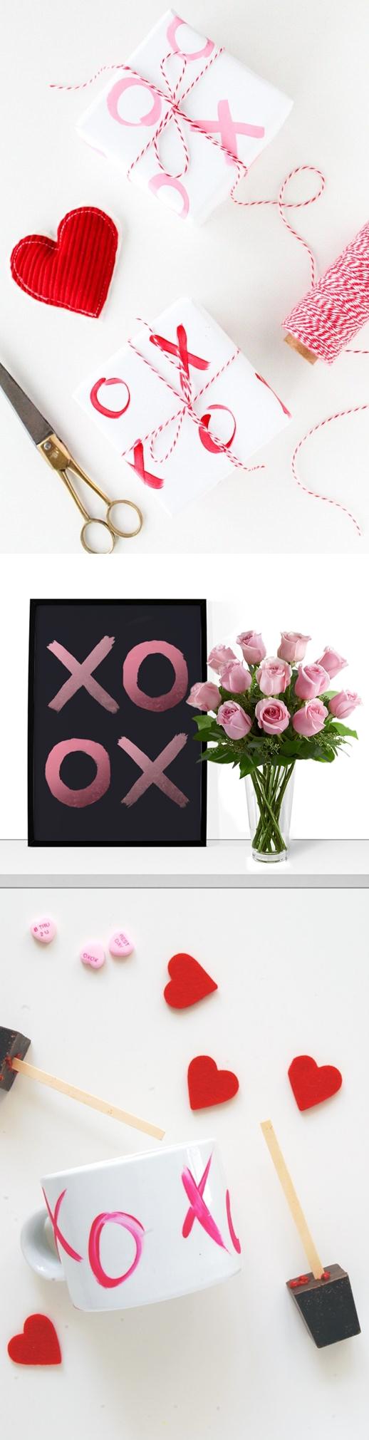 Valentine's Day XOXO Ideas