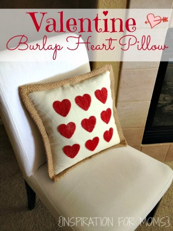 no-sew-burlap-valentine-heart-pillow-25-valentines-day-home-decor-ideas-nobiggie-net_