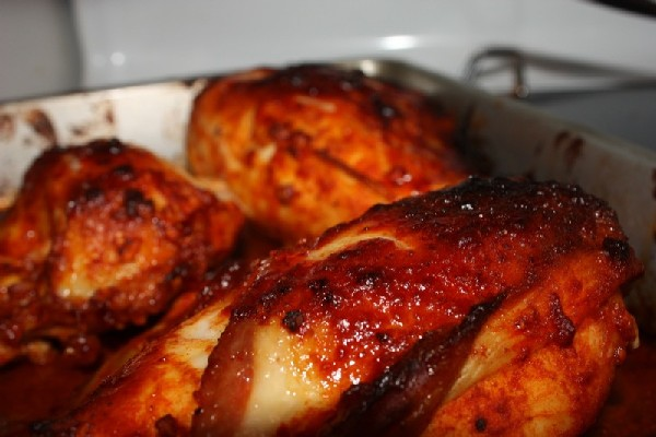 Weight Watchers Sticky Chicken