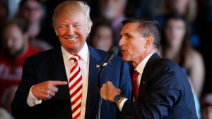 James Comey left a paper trail: Memo reportedly reveals Trump asked FBI to end Flynn investigation