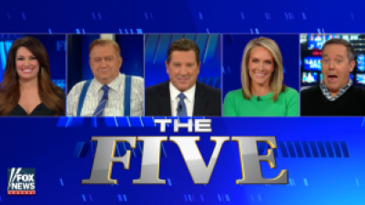 """Fox News gave """"The Five"""" co-host Bob Beckel the boot Friday for making a racist remark to a black IT worker."""