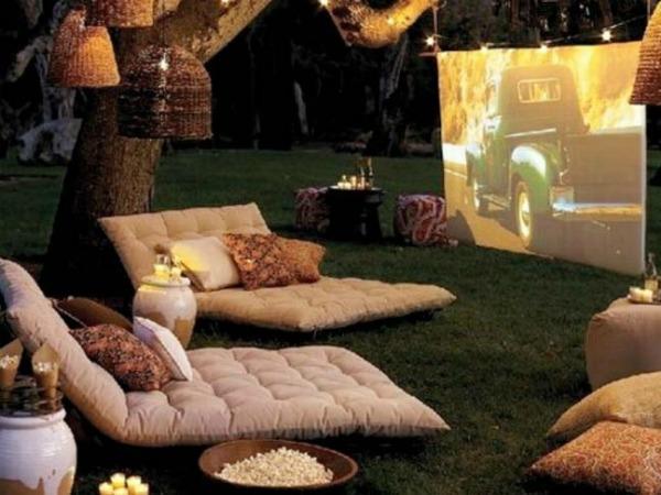 Summer Night Patio Ideas