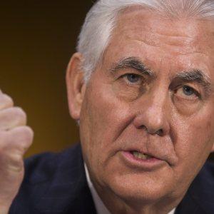 Senate approves Rex Tillerson for secretary of State