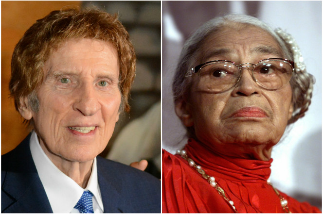 Late sports owner quietly paid Rosa Parks' rent for 10 years