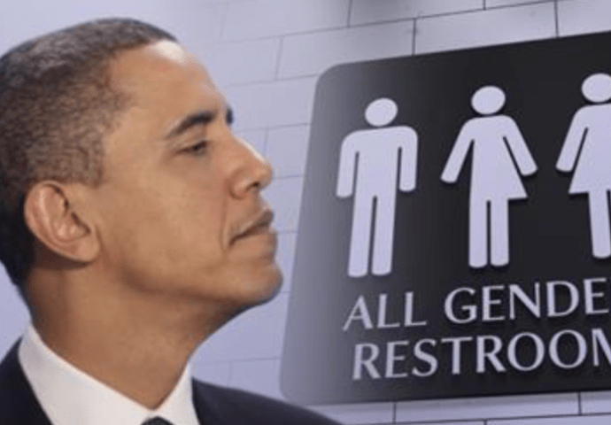 Trump Rolls Back Obama's Transgender Bathroom Rule