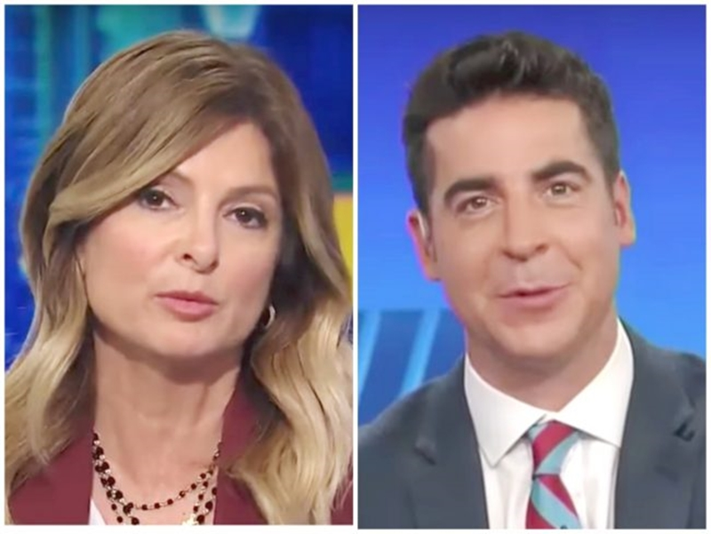 Attorney Lisa Bloom issues warning to Fox News' Jesse Watters over Ivanka Trump gesture