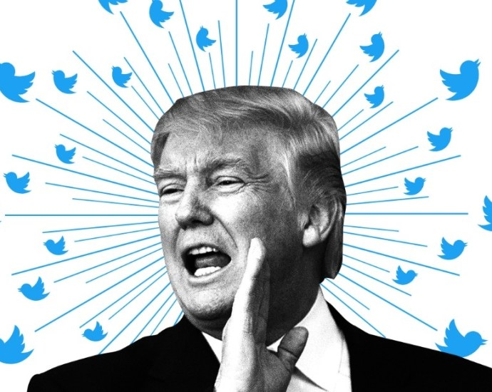 White House Aides Hold a 'Twitter-vention' for President Trump