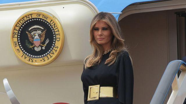 Saudi Arabia's Media On Melania Trump; 'Classy And Conservative'