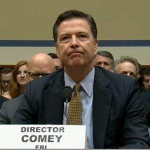 Ex-FBI Director James Comey Will Testify Publicly