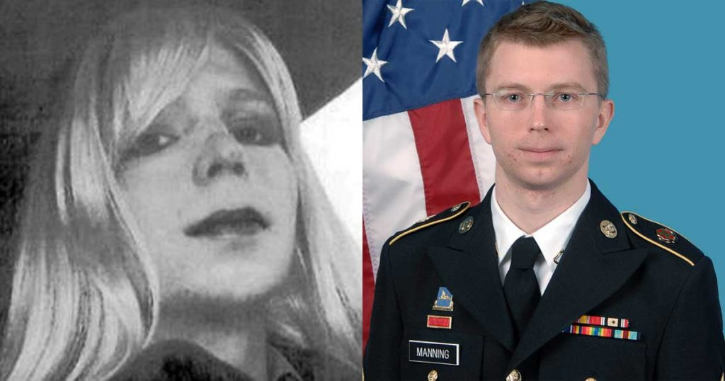 'Chelsea Manning' Releases First Photo After Leaving Prison