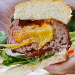 Beer Can Burgers