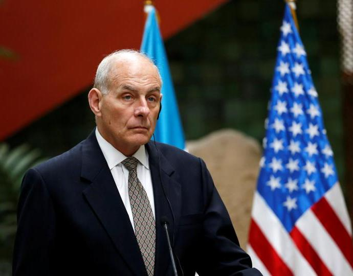 DHS Secretary Kelly; 'You'd Never Leave the House' If You Knew What I Know About Terrorism
