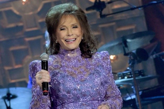 Music Legend, Loretta Lynn Hospitalized After Stroke