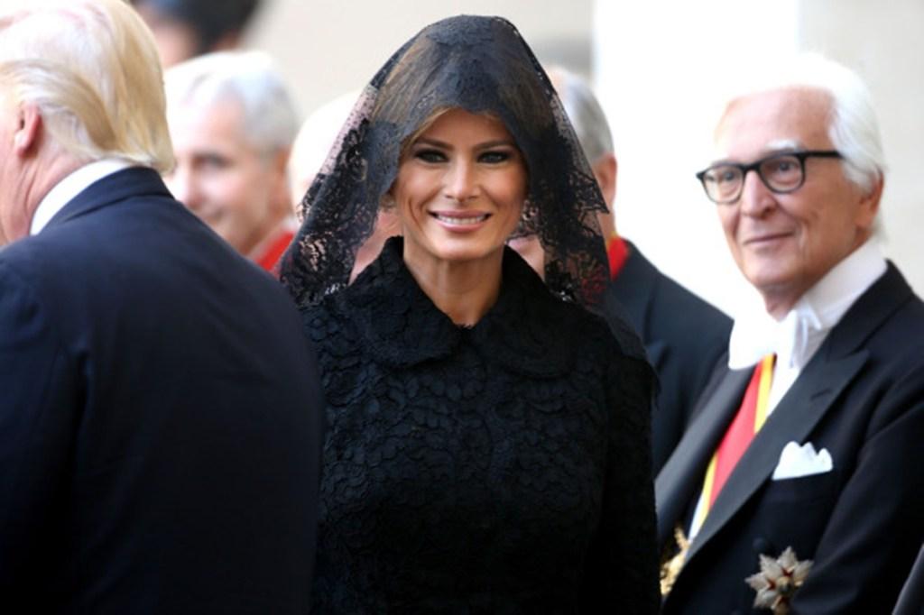 Melania Trump Confirms She is Catholic